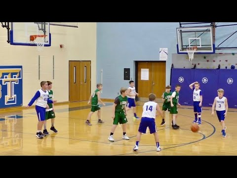 Bremen At Triton - 5th Grade Boys Basketball 🏀 11-18-2019