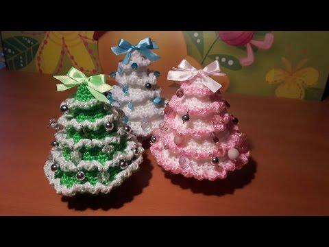 Albero Di Natale Uncinetto Youtube.Albero Natale Uncinetto Tutorial Christmas Tree Crochet Arbol De Navidad Arvore De Natal Youtube