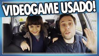 Compramos um VIDEOGAME Wii U usado no CRAIGSLIST