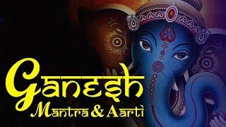 Om Namo Siddhivinayak Namah by Suresh Wadkar | Ganesh Mantra & Ganesh Aarti For Positive Energy