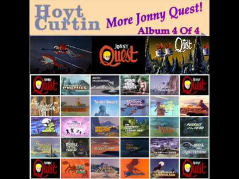 More Jonny Quest Music Soundtrack #8  4 Of 4