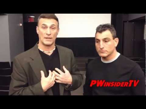 Rocky Jones aka Mike Masters & Little Guido PWInsiderTV Documentary, Family,Training, Broken Jaw