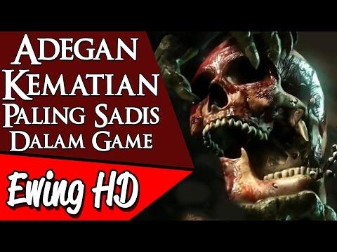5 Adegan Kematian Dalam Game yang Paling Sadis | #MalamJumat - Eps. 26