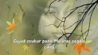 Ketika Cinta Bertasbih ( full lirik lagu )