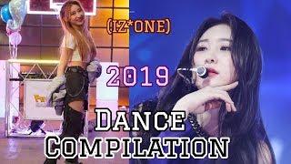 (IZ*ONE) Lee Chaeyeon Dance Compilation 2019
