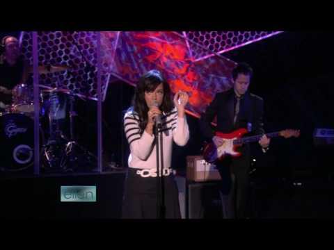 Lily Allen - The Fear Ellen Degeneres Show 02 18 09 2009 HDTV 720p