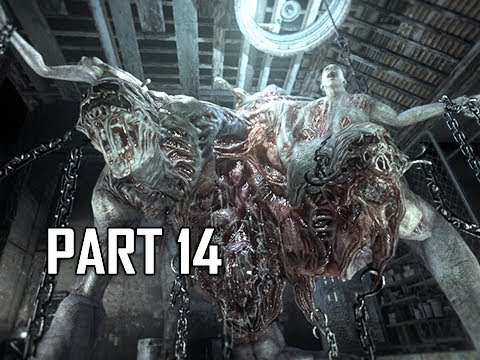 The Evil Within Walkthrough Part 14 - EYEBALL (PC Ultra Let's Play Commentary)