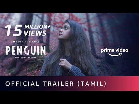 Penguin - Official Trailer (Tamil) | Keerthy Suresh | Karthik Subbaraj | Amazon Prime Video |19 June