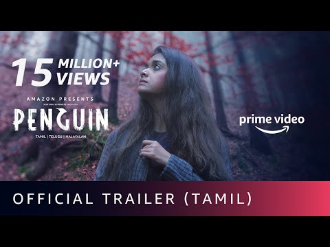 Penguin Official Trailer (Tamil) | Keerthy Suresh | Amazon Prime Video