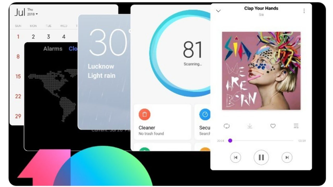 Download MIUI 10 Stock Apps For Any Xiaomi Phone [Links In Description]