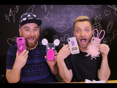 לאון ויואב נכנסים לארון - DIY כיסוי לפלאפון