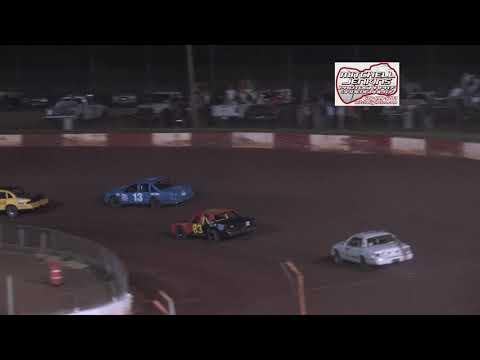 Dixie Speedway 6/6/15 Cruiser Feature!