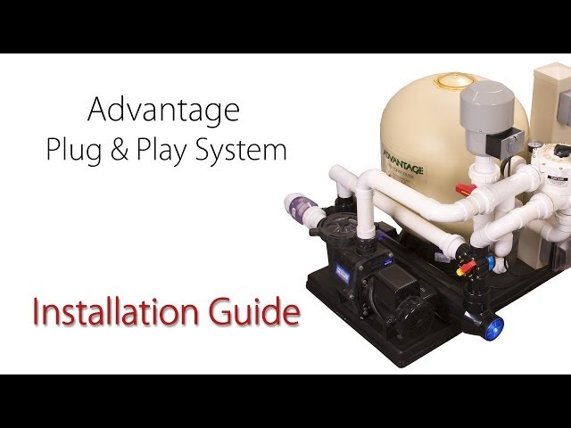 Advantage Plug & Play Installation Video