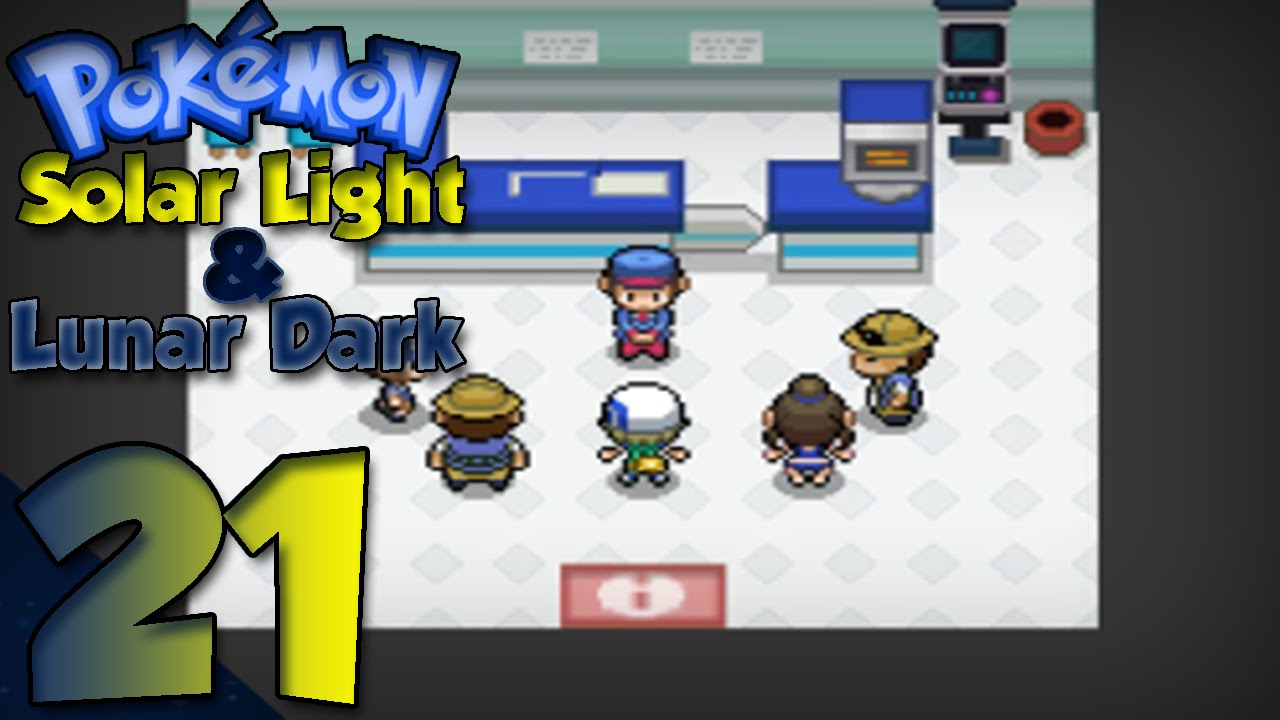 Pokemon Solar Light And Lunar Dark Demo 4 0 Ep 21