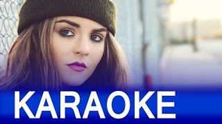 JoJo - Too Little Too Late Lyrics Instrumental Karaoke
