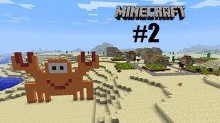 Прохождение Minecraft: 2я часть [Стены убийцы]