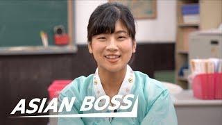We Visited a Chosun (Ethnic Korean) School in Japan   ASIAN BOSS