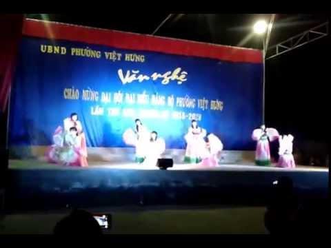 Múa : Lời Ca Dâng Bác ( Hạ Long - Quảng Ninh )