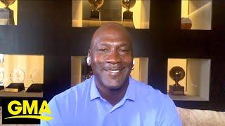 Michael Jordan relives Bulls dynasty ahead of 'The Last Dance' docuseries l GMA