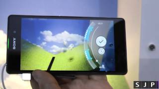 Sony Xperia Z2 120FPS Timeshift Video