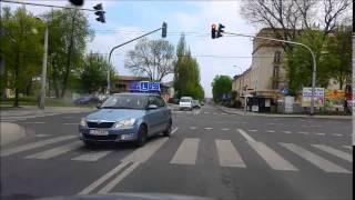 Wypadek na Drodze Męczenników Majdanka (nagranie na żywo)