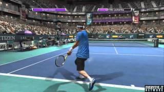 Virtua Tennis 4 Recensione Italiana HD
