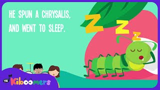Caterpillar Crawled | Kids Song | Lyrics | Nursery Rhyme | Bugs and Insects