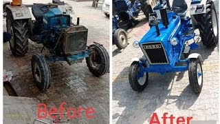 Modify 3600 Ford Tractor Fresh New model