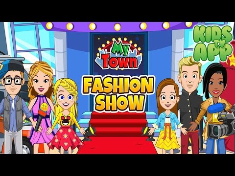 My Town : Fashion Show (My Town Games LTD) - Best App For Kids