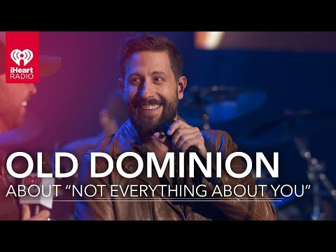 What Inspired Old Dominion's