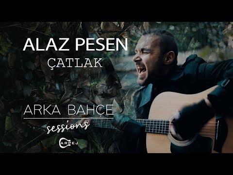 Alaz Pesen - Çatlak (Akustik) | Arka Bahçe Sessions