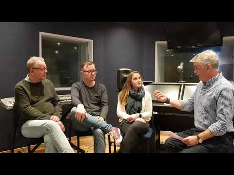 Composers Network are interviewed by actor and playwrite Tim Marriott.