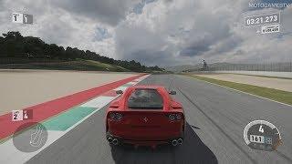 Forza Motorsport 7 - 2017 Ferrari 812 Superfast Gameplay