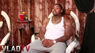 Lil Scrappy: 50 Cent Is a