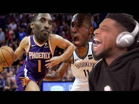 KOBE Vs KOBE!! Brooklyn Nets Vs Phoenix Suns - Full Game Highlights
