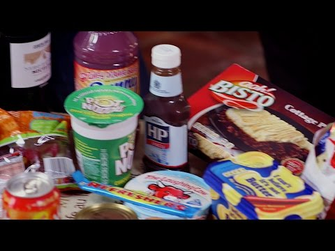 Food Additives Explained - Bang Goes The Theory - Brit Lab - BBC
