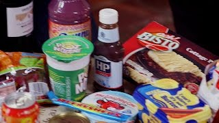 Food Additives Explained | Bang Goes The Theory | Brit Lab | BBC