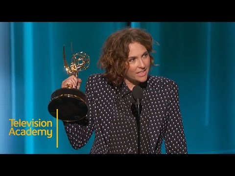 Emmys 2015 | Jill Soloway Wins Outstanding Directing on a Comedy Series