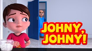Johny Johny Yes Papa Nursery Rhymes for Children