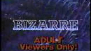 "KTXL TV40 Sacramento ""Bizarre"" Adult Viewers Only warning"