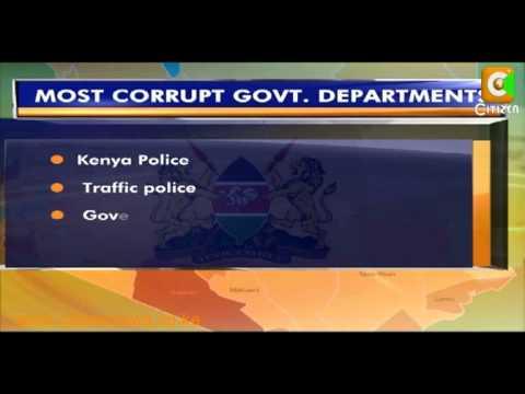 Uasin Gishu County Most Corrupt, Says Report
