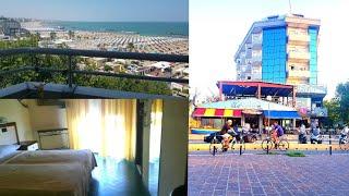 দেশে কবে যাবো আল্লাহ ভালো জানে😞😞রিফ্রেশের জন্য ৩ দিনের ছুটিতে||Hotel Nettuno Cattolica Italy||