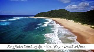 Kingfisher Bush Lodge Accommodation Kosi Bay South Africa