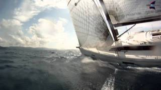 Xp 44, in navigazione alla Steiner X-Yachts Mediterranean Cup (Marina di Scarlino)
