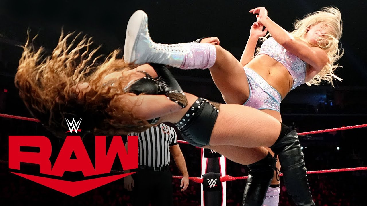 Charlotte Flair vs. Chelsea Green: Raw, Dec. 23, 2019
