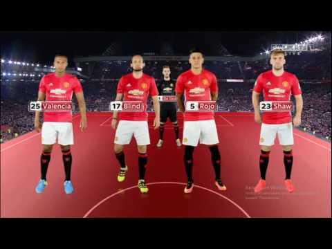 Кубок Английской лиги 1/8 финала Манчестер Юнайтед-Манчестер Сити матч полностью
