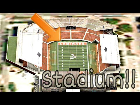 Stadium in Xplane 10 android?!?!