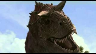 Dinosaur: Carnotaurus Attack: T-Rex sound effects