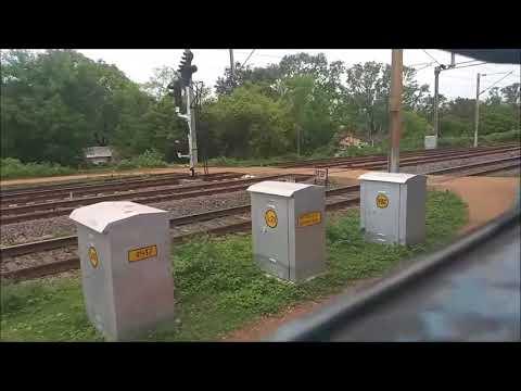 Ranchi To Hyderabad Full Train Journey