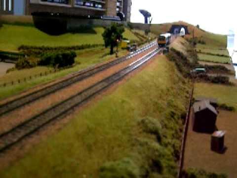 Rail Simulator Demo